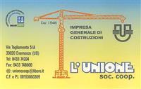 L' UINIONE SOC. COOP.